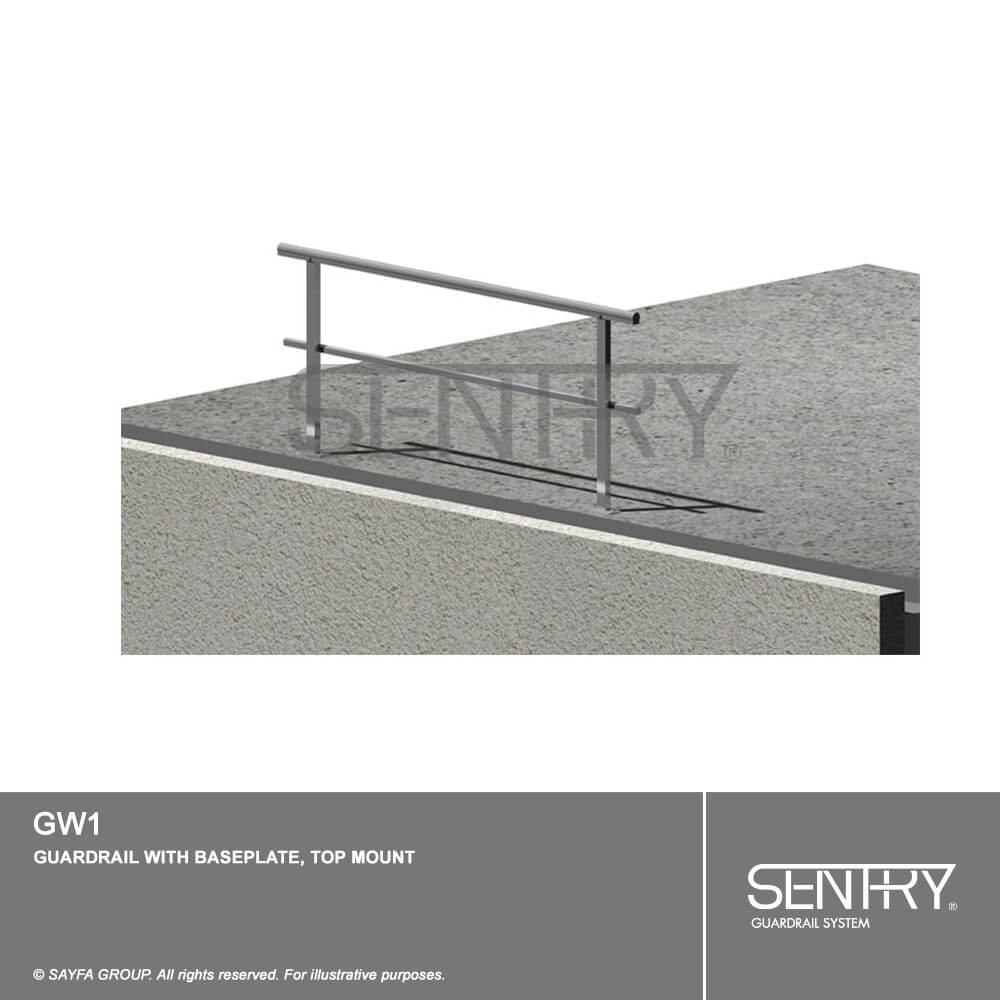 Guardrails - Height Safety - Safe Roof Systems - Anchor points sydney - Hero Banner - SYDNEY NSW