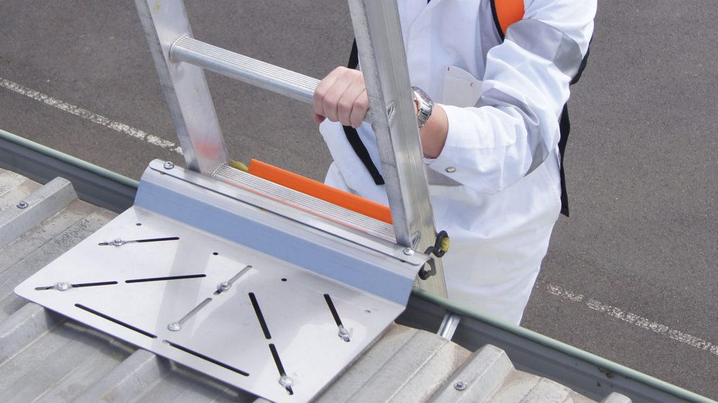 Ladder Bracket - Roof Safety System - Secure Height - Sydney NSW -Banner