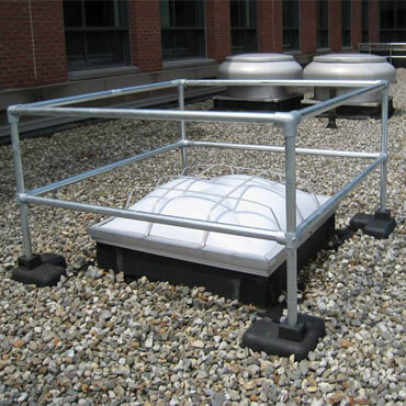 Skylight Protector Guardrail - Height Safety - Roof Safety Sydney - Sydney NSW