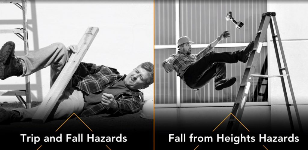 Trip & Fall Hazards - Falls from Heights - Secure Height Systems - Sydney NSW - Small