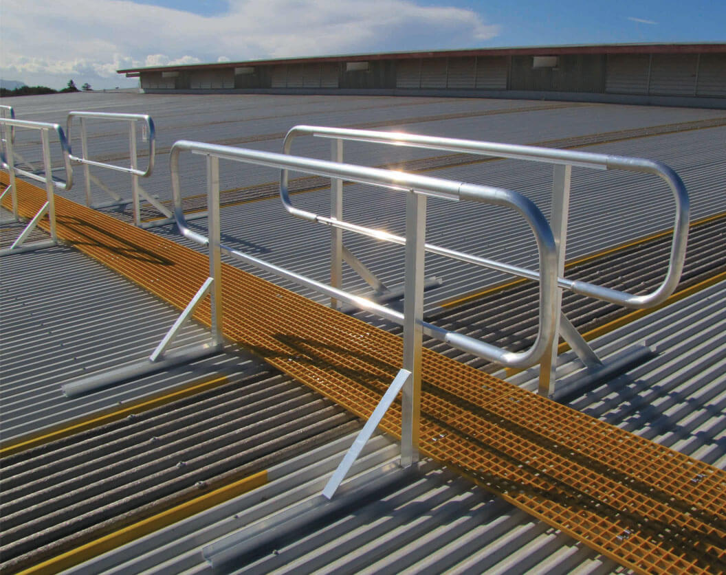 Walkway - Height Safety - Secure Roof Systems - Anchor points - Hero Banner - SYDNEY NSW