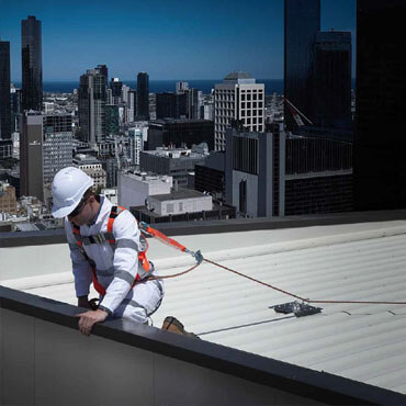 Anchor Point 2- 370 x 370 - Height Safety Sydney