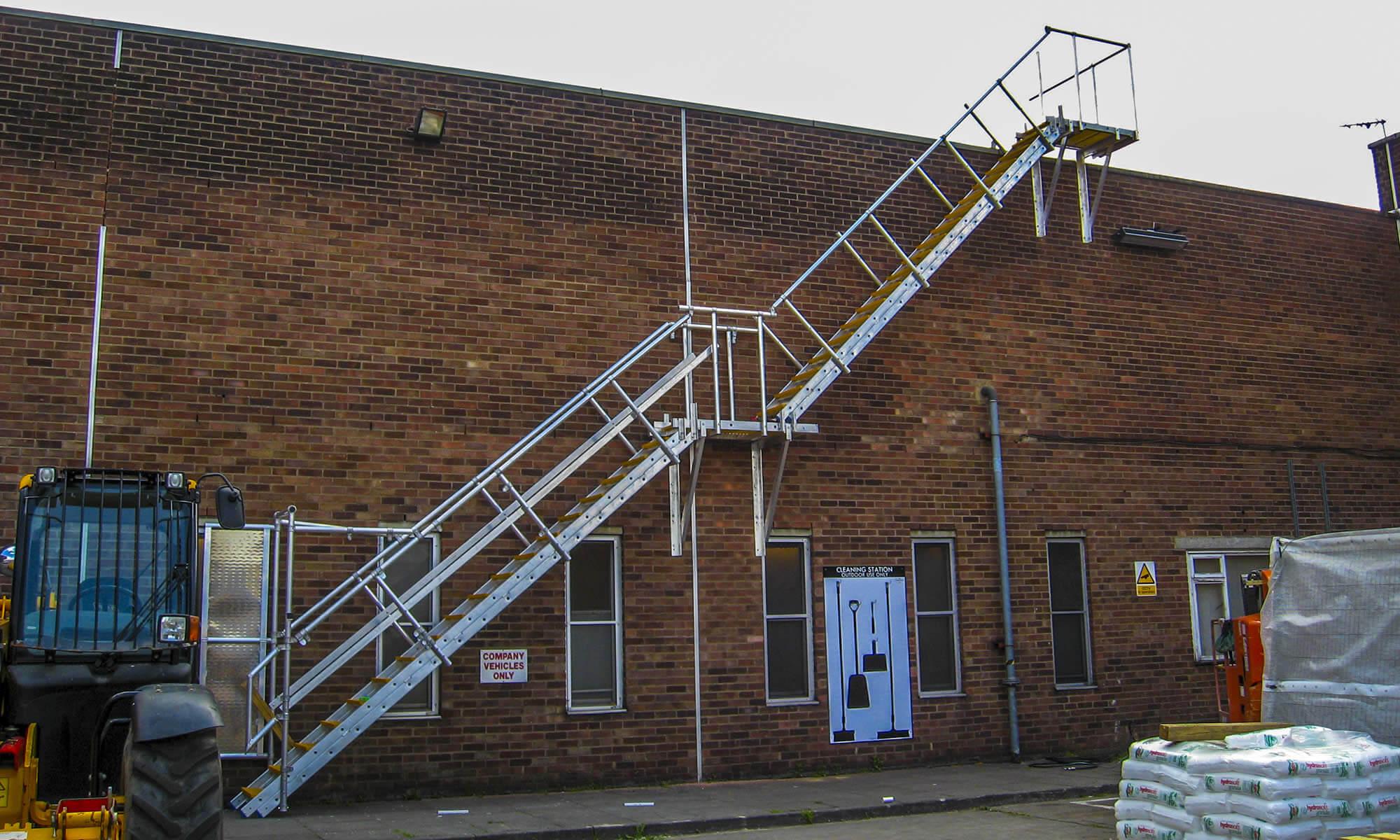 Katt Access Ladder - Secure Height Systems - Sydney (13)