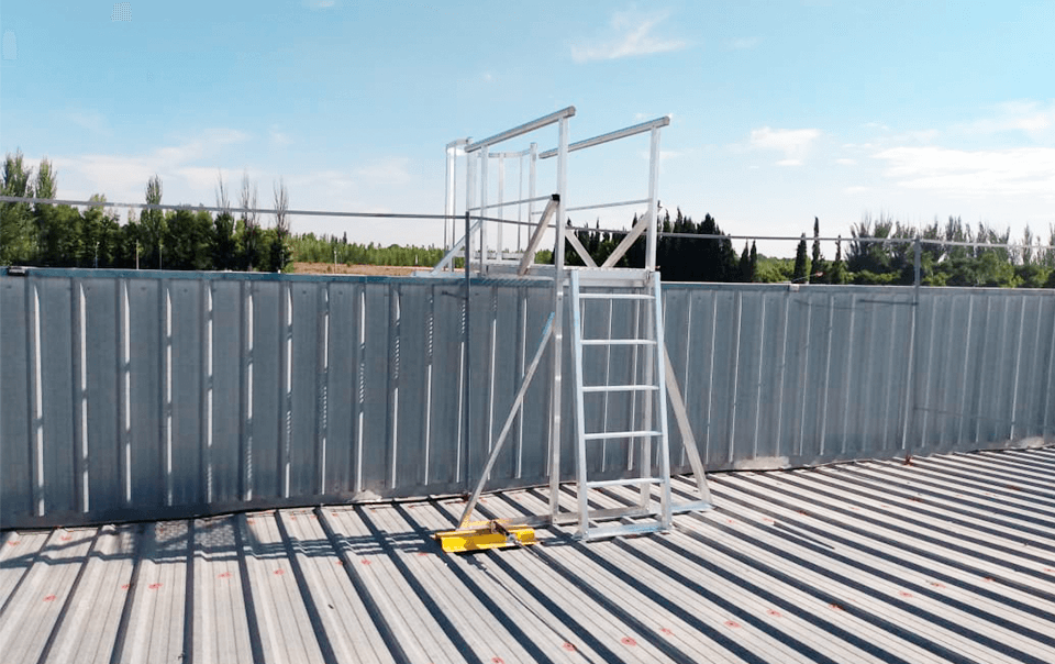 Katt Access Ladder - Secure Height Systems - Sydney (2)