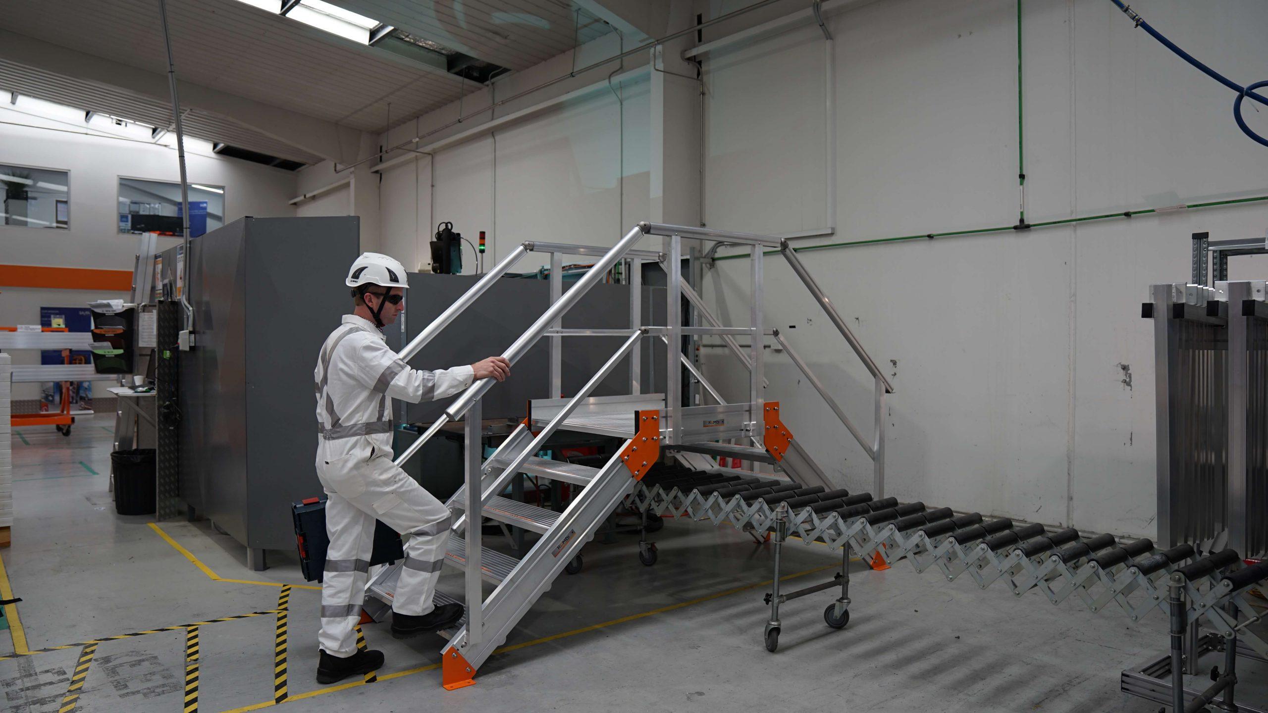 Katt Access Ladder - Secure Height Systems - Sydney (4)