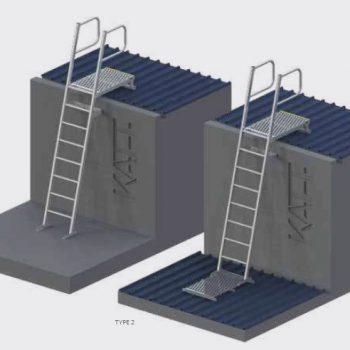 Katt Access Ladders LD21