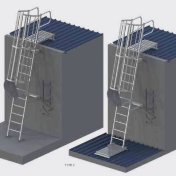 Katt Access Ladders LD31