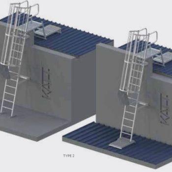 Katt Access Ladders LD32