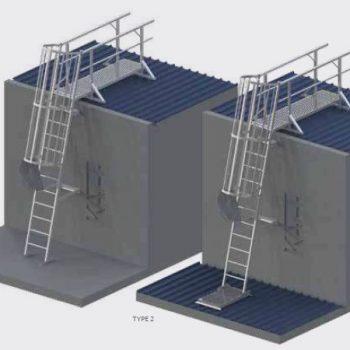 Katt Access Ladders LD33