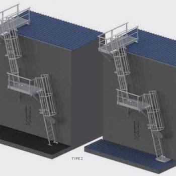 Katt Access Ladders LD36