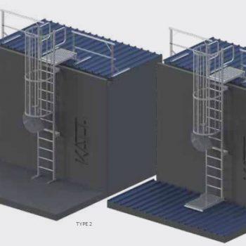 Katt Access Ladders LD41