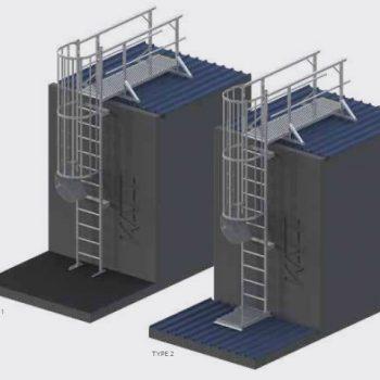 Katt Access Ladders LD43