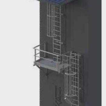 Katt Access Ladders LD45