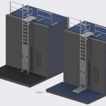 Katt Access Ladders LD51