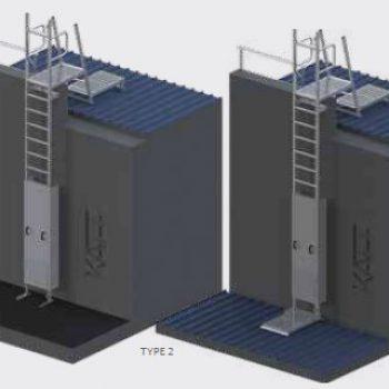 Katt Access Ladders LD52