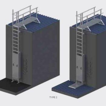 Katt Access Ladders LD53