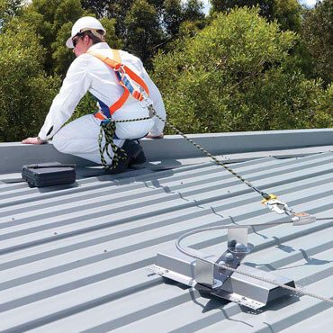 STATIC LINE ROOF SAFETY HEIGHT SYSTEM SYDNEY - Small