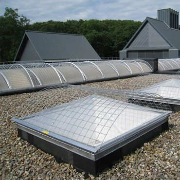 Skylight Protector Mesh - Height Safety - Roof Safety Sydney - Sydney NSW